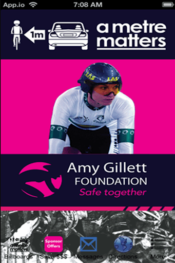 Amy Gillett Events