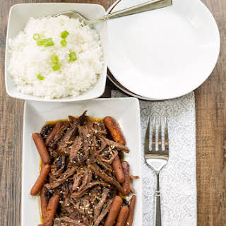 Slow Cooker Asian Pot Roast.