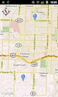 Screenshot of GPS Essentials Contacts Plugin