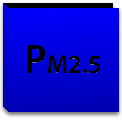 工具の福岡のPM2.5 LOGO-HotApp4Game