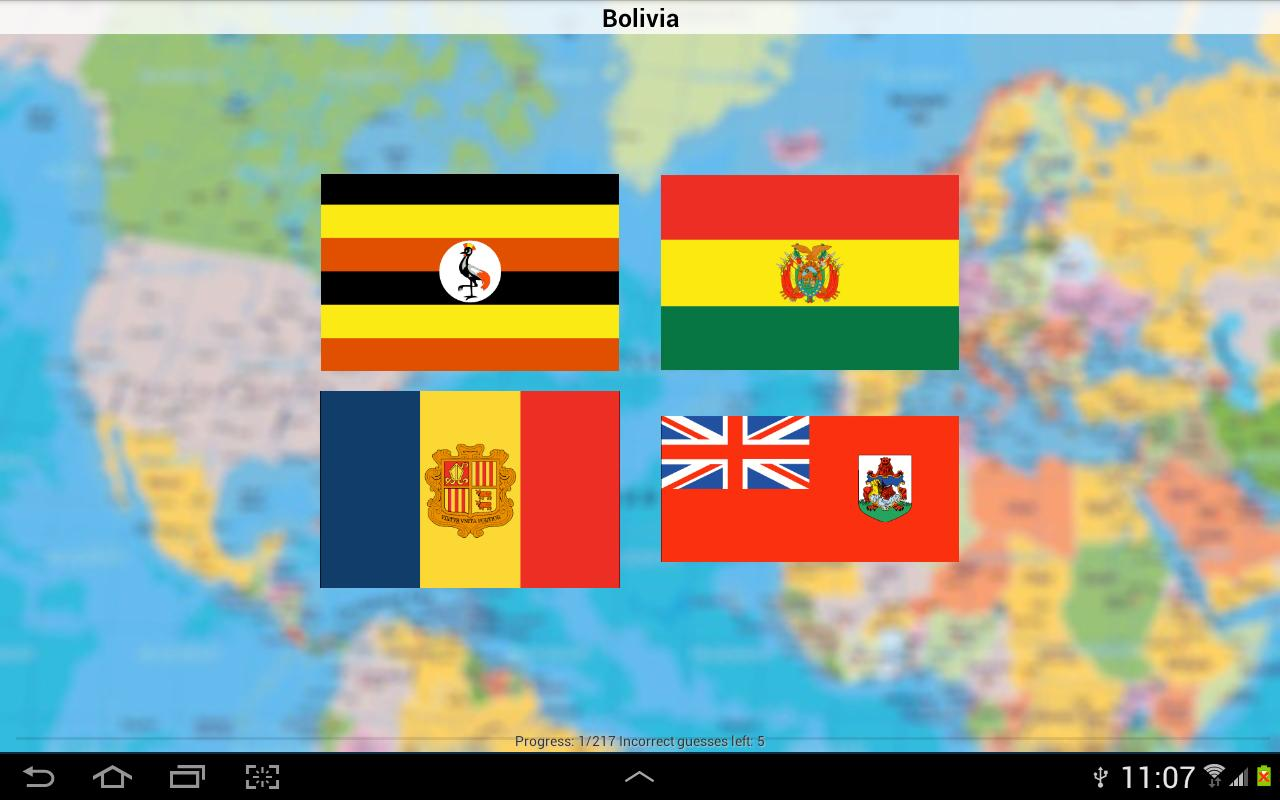 Flag Quiz (Free) - screenshot