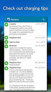 PlugShare - screenshot thumbnail
