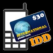 IDD Dialer