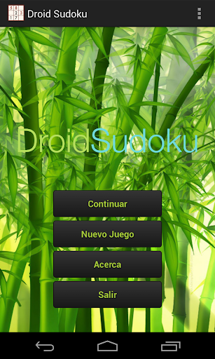 Droid Sudoku Free