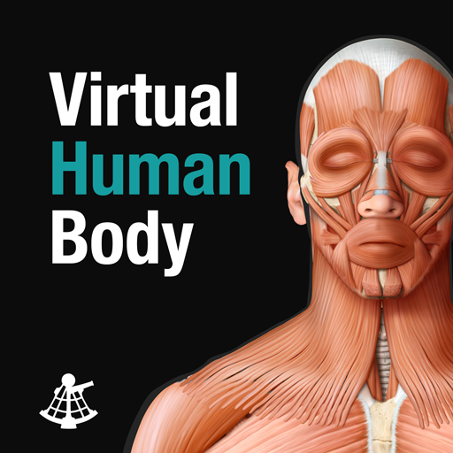 Virtual Human Body LOGO-APP點子