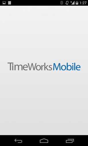 TimeWorks Mobile