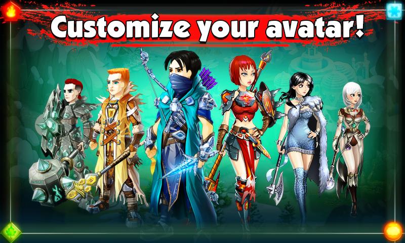 Elements Battle - Epic match 3 screenshot #4