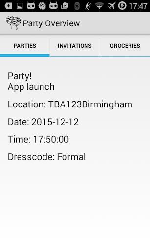 Party Planner Plus