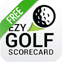 Ezy Golf Scorecard FREE icon