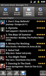MyTunes Music Player Pro - screenshot thumbnail
