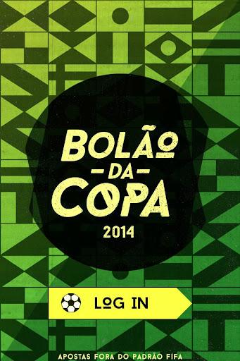 Bolão da Copa 2014