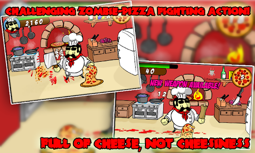 Horror Pizza 1: Pizza Zombies - screenshot thumbnail