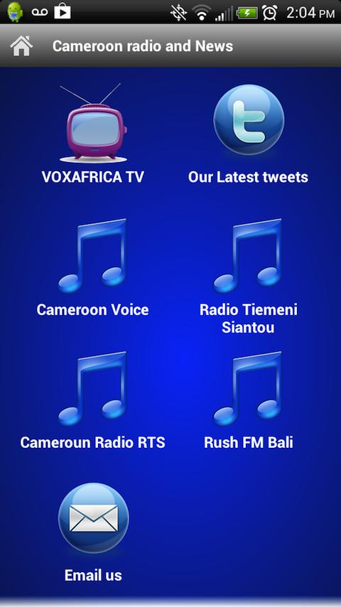 Cameroon Radio FREE - screenshot