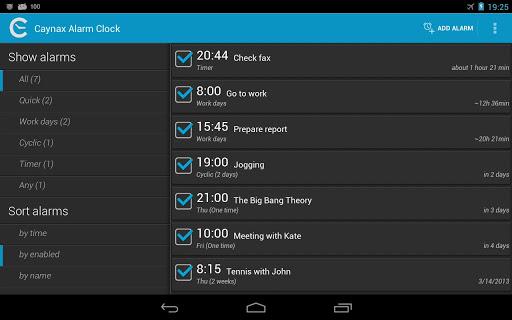 Alarm clock PRO v6.5 APK