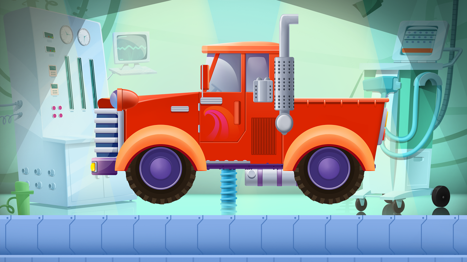truck builder simulator games android apps on google play