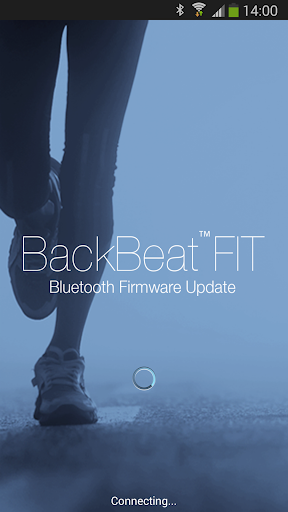 BackBeat FIT Updater