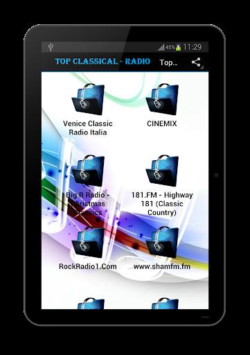 Top Classical RADIO