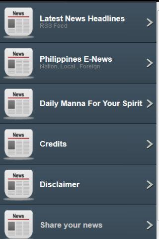 Philippines headlines