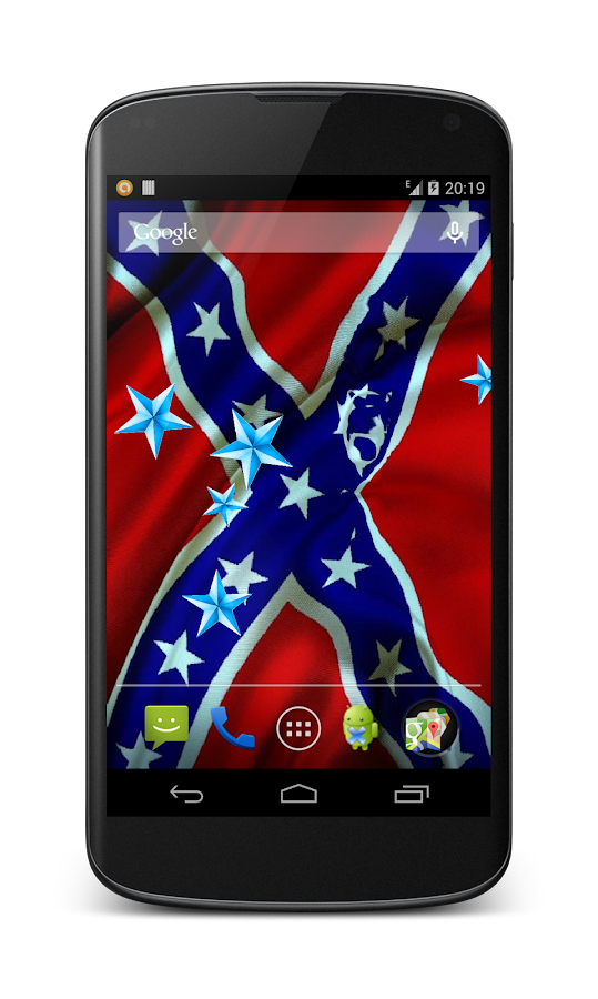 ... rebel flag confederacy live wallpaper beautiful live wallpaper for