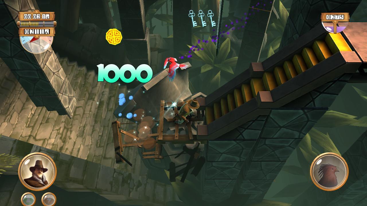 Hamilton's Adventure THD - screenshot