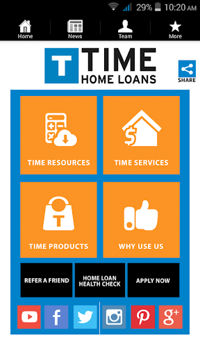 Time Home Loans