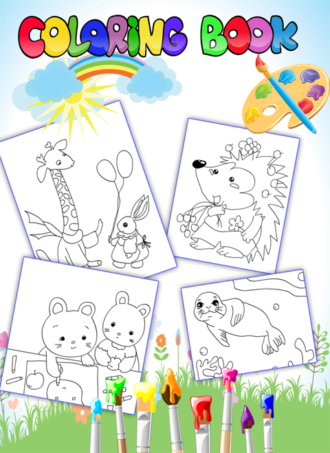 Coloring Magic - Color & Draw - Android Apps on Google Play
