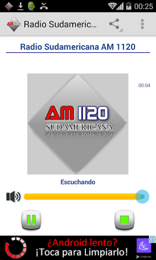 Radio Sudamericana AM 1120