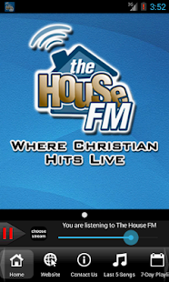 The House FM / Praise 88.7 - screenshot thumbnail