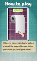 Screenshot of Toilet Paper