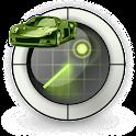 Car Radar the CarFinder icon