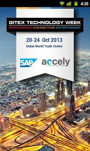 SAP at GITEX 2013