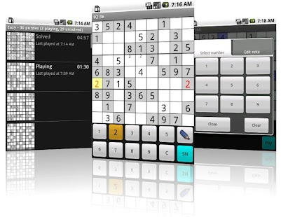 Sudoku - screenshot thumbnail