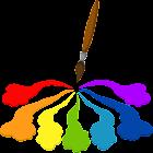 着色页 icon