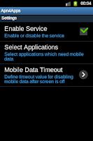 Screenshot of Apn4Apps