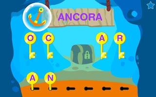 Screenshot of FantaSea