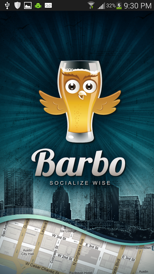 Barbo- screenshot