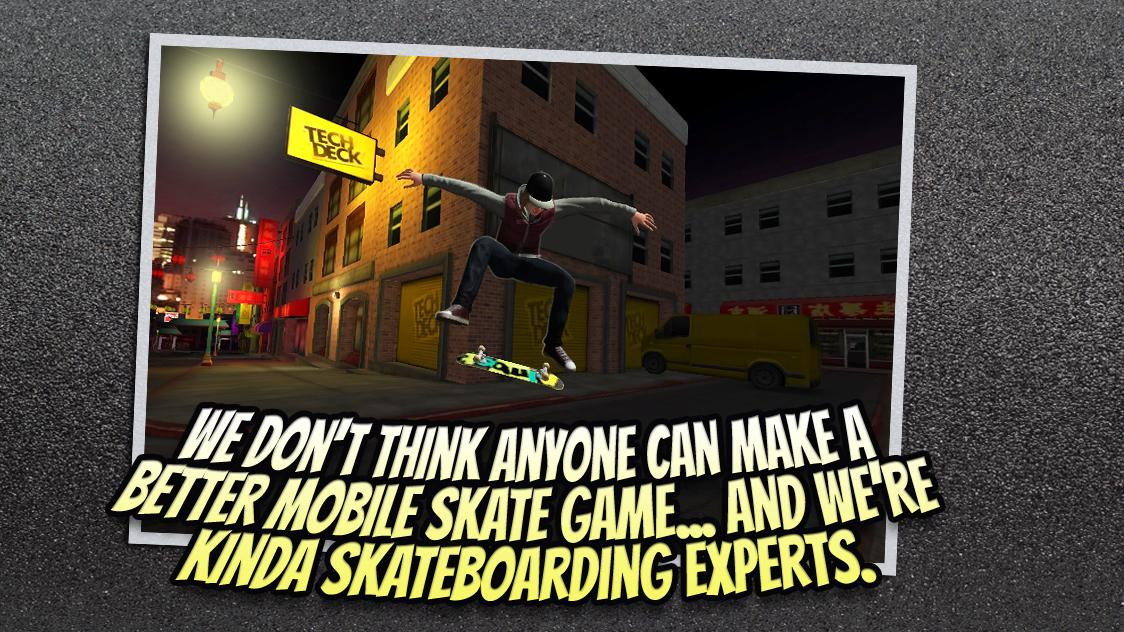 tech deck games android