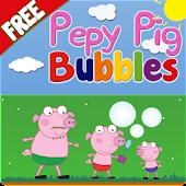 Pepy Pig Bubbles