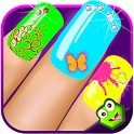 Sally's Glow Nails icon