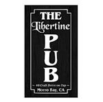 Logo for Libertine Pub