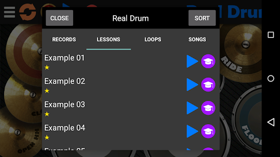 Real Drum - screenshot thumbnail