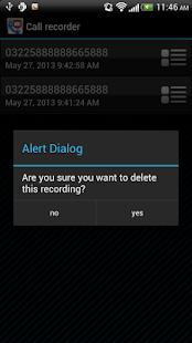 Call Recorder Free- screenshot thumbnail