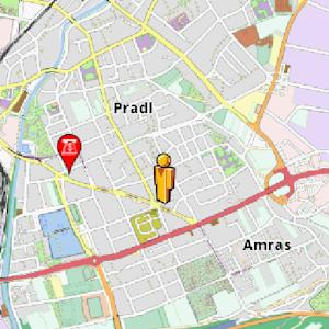 Innsbruck Amenities Map (free)