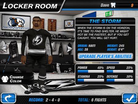 Hockey Fight Lite 1.67 screenshot 99343
