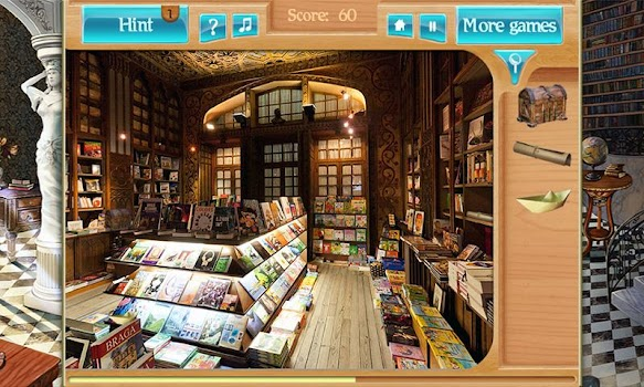 Free Hidden Objects : Book v1.0.6