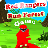 Red Rangers Run Forest