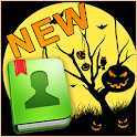 Halloween - GO Contacts Theme icon