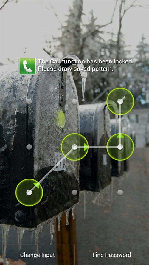 Perfect App Lock(AppProtector) - screenshot