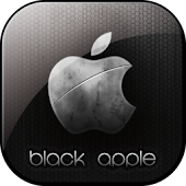 Black Apple Theme 'Phone