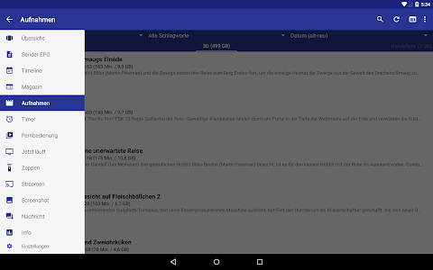dream EPG Premium v4.0.5 build 143